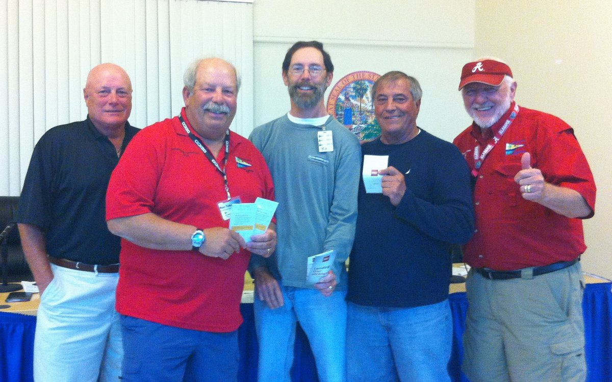 Capt. Hook's Mackerel Challenge Winners
